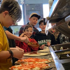 Career Ed: Round Table PIzza